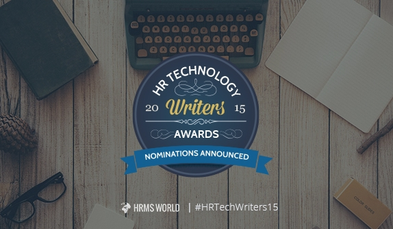 HR Tech Writers 2015 - Nominations Announced