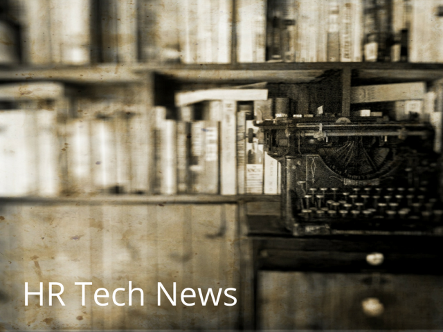 HR Tech News on The HR Tech Weekly®