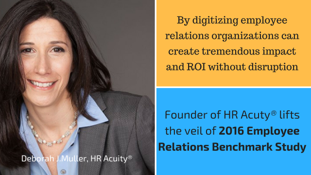 Employee Relations: The Last Bastion of Manual HR Processes?