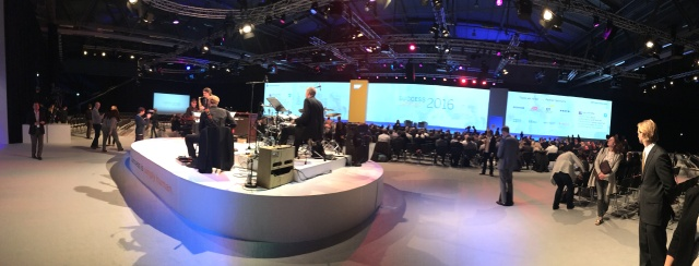 SAP SaccessConnect 2016 Vienna