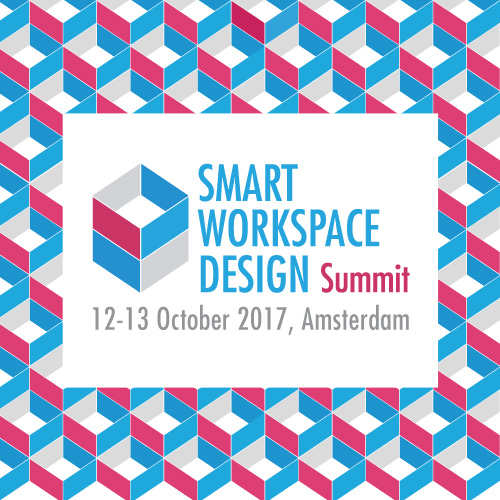 Smart Workspace Design Summit, 12-13 October 2017, Amsterdam