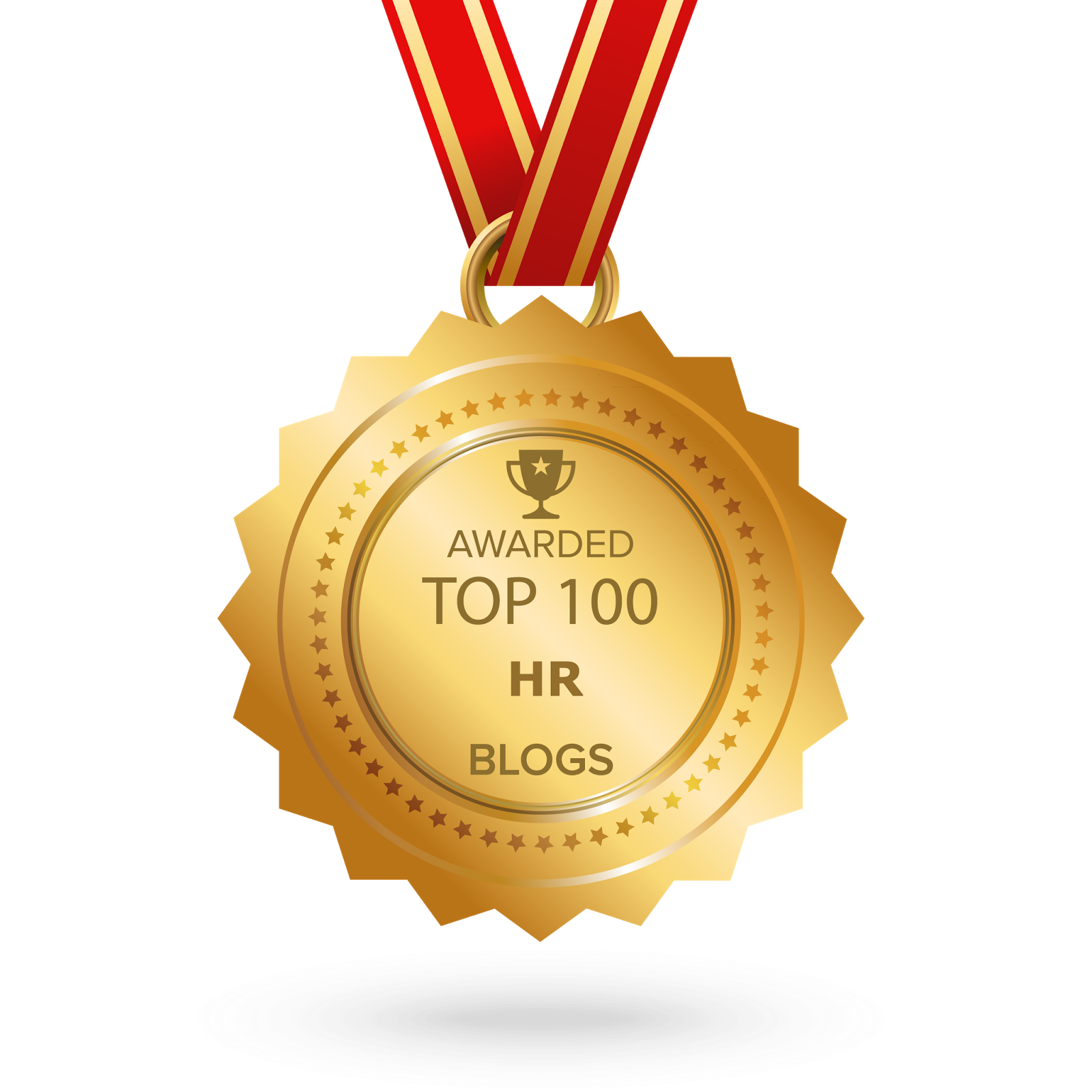 Top 100 HR Blog Badge