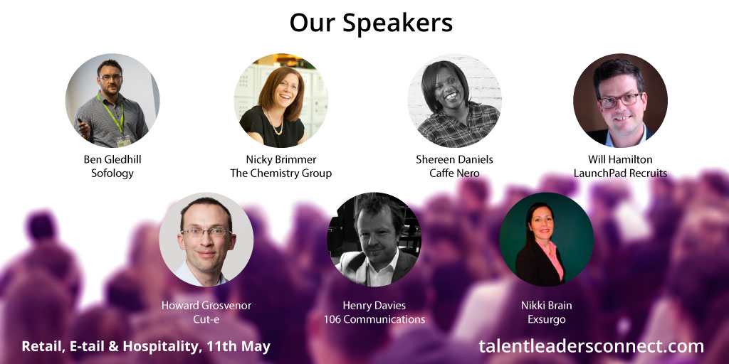 TLCon: Talent Acquisition and Retention in Retail, E-tail & Hospitality