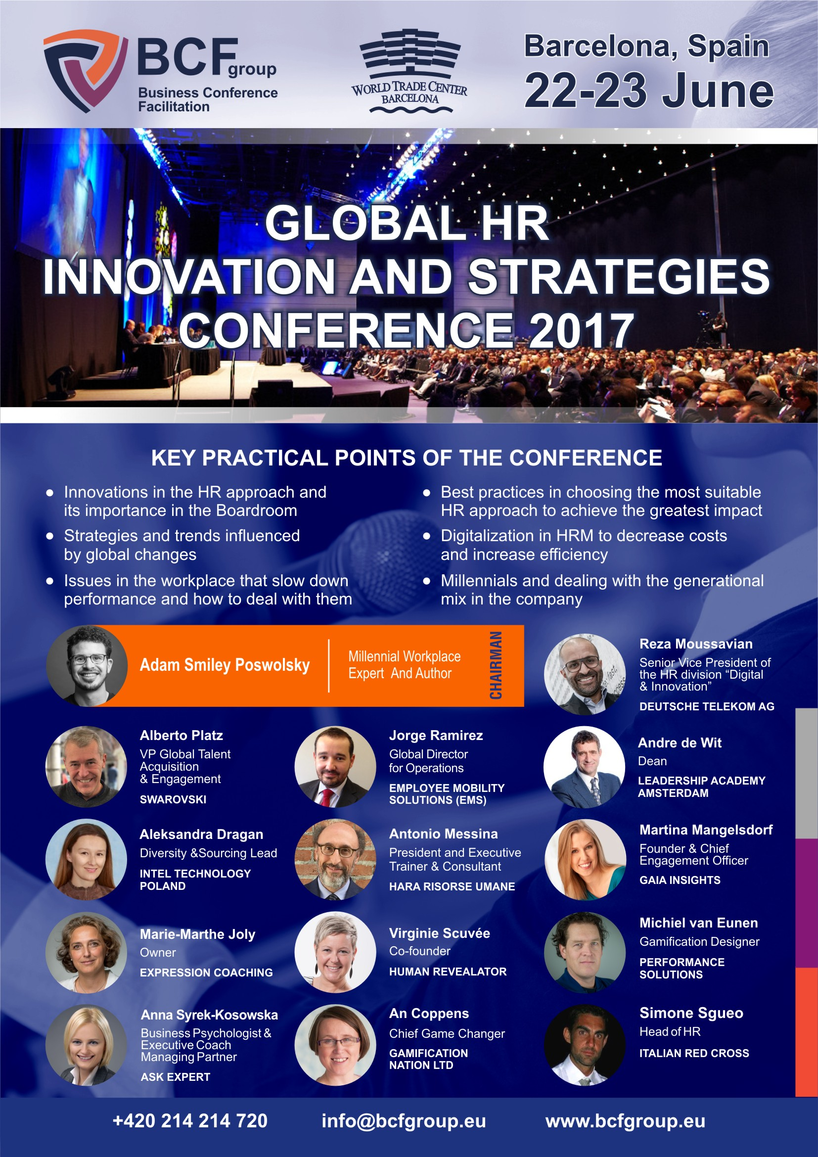 Global HR Innovation and Strategies Conference 2017