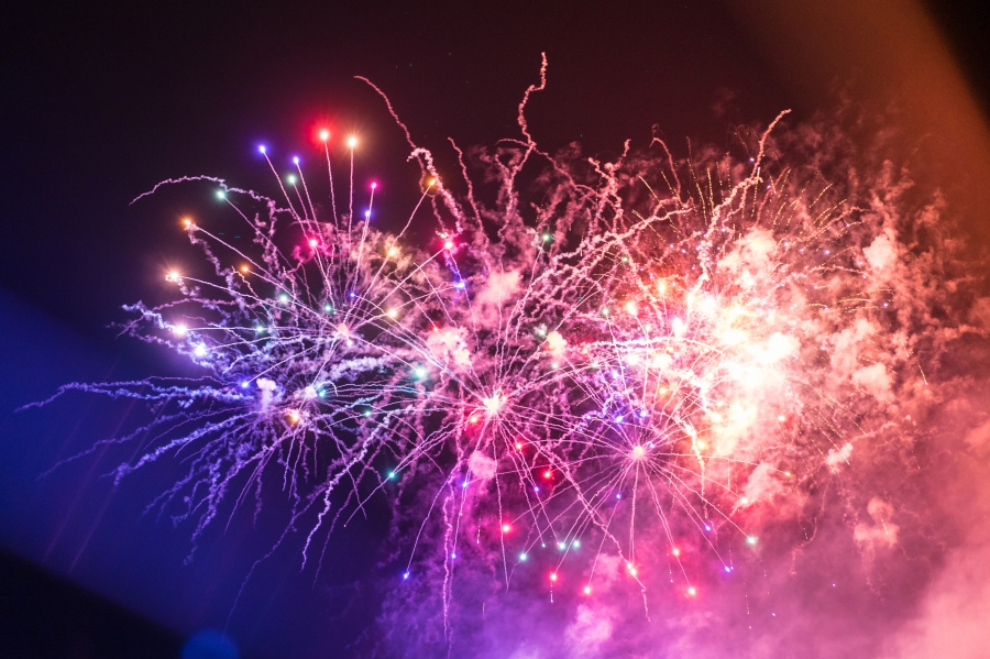 4th of July Fireworks | The HR Tech Weekly®