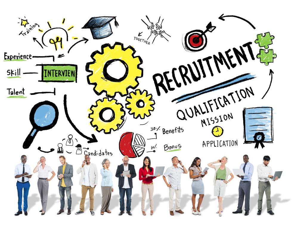 Recruitment Tray
