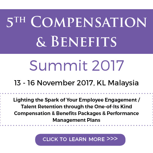5th Compensation and Benefits Summit 2017 | The HR Tech Weekly®