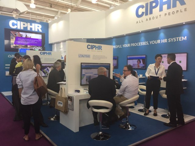 CIPHR at CIPD HR Software Show