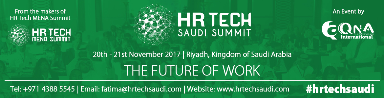 HR Tech Saudi Summit