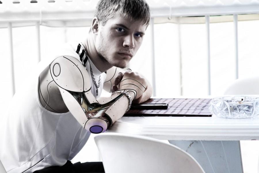 Artificial. An image from stockio.com