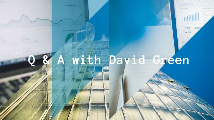 Q & A with David Green | The HR Tech Weekly®