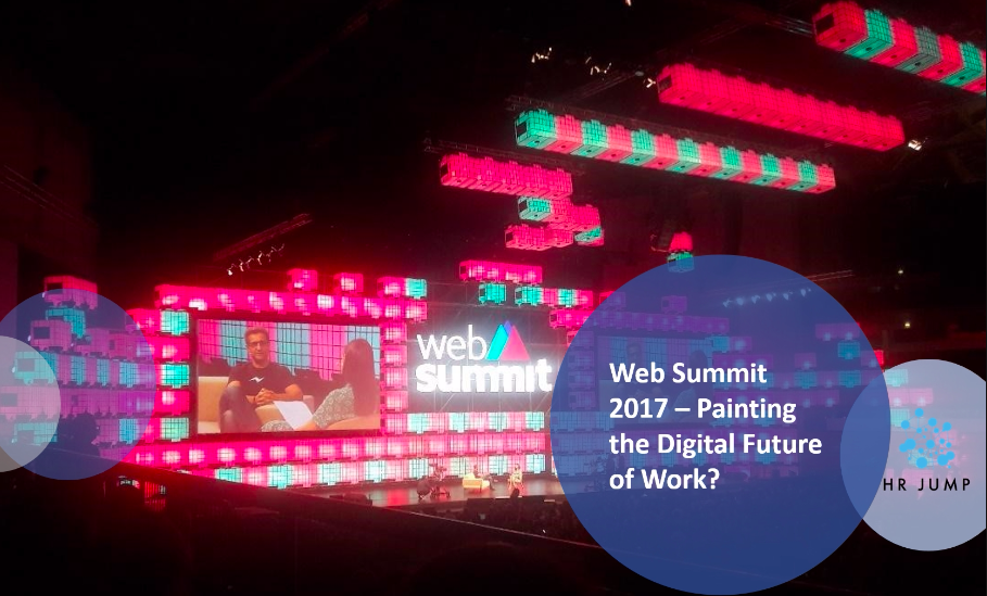 Web Summit 2017: Painting the Digital Future of Work?