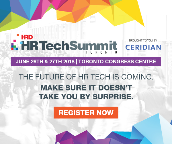 HR Tech Summit Toronto 2018