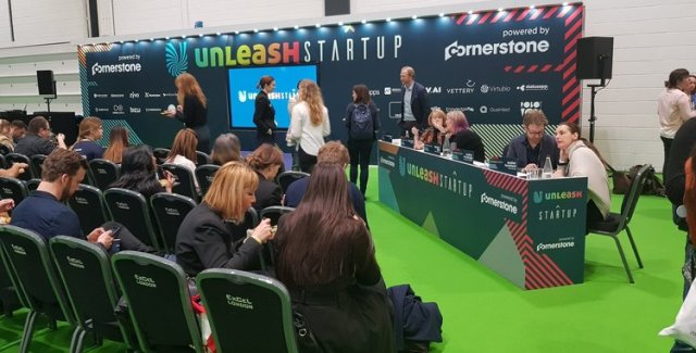 Start Up Corner Unleash 2018