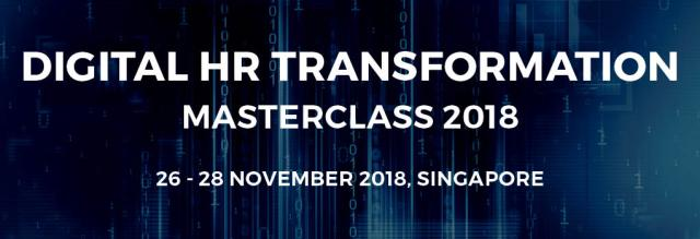 Equip Global - Digital HR Transformation Masterclass 2018 logo